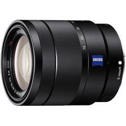 Sony E 16-70mm F4 Carl Zeiss ZA OSS Lens