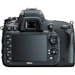 Nikon D610 Full Frame DSLR Camera Body Only - VBA430AA