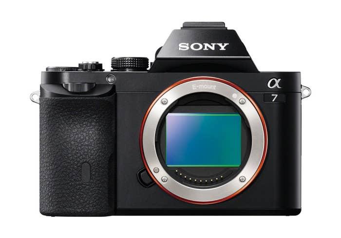 Sony Alpha a7 Full-Frame Mirrorless Camera Body