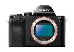 Sony Alpha a7 Full-Frame Mirrorless Camera Body