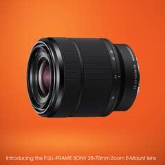 Sony a7 Single Kit with FE 28-70mm f3.5-5.6 OSS Lens
