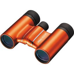 Nikon 8x21 Aculon T01 Binocular - Orange   ( BAA803SC )