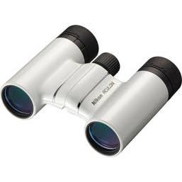 Nikon 8x21 Aculon T01 Binocular - White