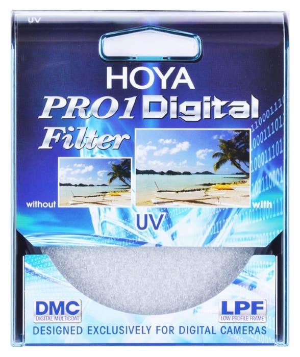 Hoya 55mm UV (O) Pro1D DMC Filter