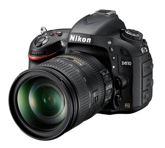 Nikon D610 Digital SLR with AF-S 28-300mm f3.5-5.6G VR Lens