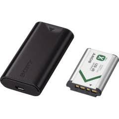 Sony ACC-TRDCX BX1 Battery and  USB Travel Charger for the RX100