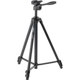 Velbon EX-330Q Aluminum Tripod with 3-Way Pan/Tilt Head