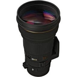 Sigma 300mm f/2.8 APO Ex DG HSM Lens for Canon