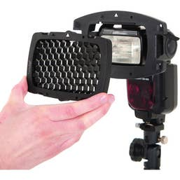 Lastolite Strobo Honeycomb Kit - Direct to Flashgun