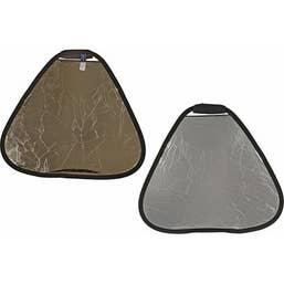 Lastolite TriGrip 75cm Reflector - Sunlite/Soft Silver