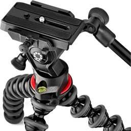 Joby GorillaPod Video Pro 5K Kit - Black