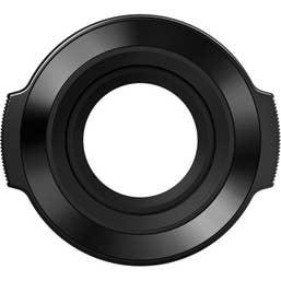 Olympus LC-37C Auto Opening Lens Cap for M.Zuiko14-42 EZ (black)