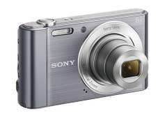 Sony Cybershot  DSC-W810 Compact Digital Camera - Silver
