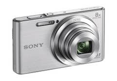 Sony Cyber-shot DSC-W830S Compact Digital Camera - Silver