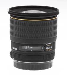 Sigma AF 28mm F1.8 EX DG Asph Lens - Nikon Mount  - Last one !