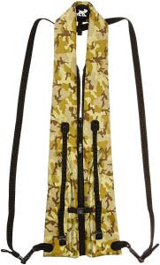 Miggo Strap and Wrap Binocular Harness CAMO