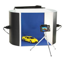 Optex Portable Photo Studio and Lighting Kit