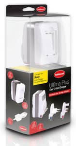 Hahnel Ultima Plus Charger - Sony (CHLULTPLUSS)