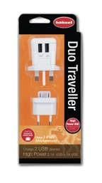 Hahnel Duo Traveller Charger USB (HLDUO)