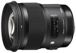 Sigma 50mm f/1.4 DG HSM Art Lens for Canon