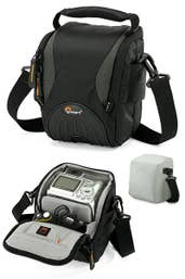 Lowepro Apex 100 AW Shoulder Camera Bag - Black  -  670441