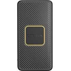 OtterBox 10K mAh Power Bank + Wireless Charger Black -78-52566