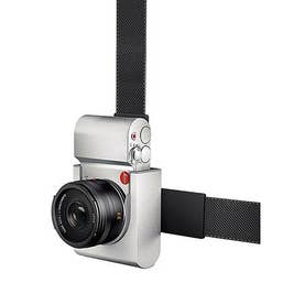 Leica Holster for Leica T (Typ 701), aluminum, silver