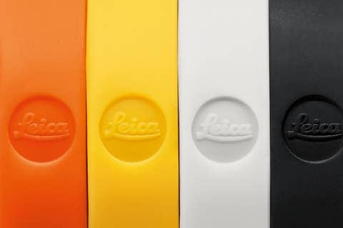 Leica T (Typ 701) Silicon Neck Strap - Melon Yellow