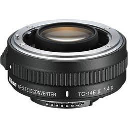 Nikon AF-S Teleconverter TC-14E III   (JAA925DA)