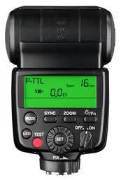 Pentax AF-360FGZ II Camera Flash   -  30438