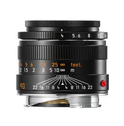Leica Macro Elmar-M 90mm F4 Lens