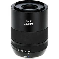 Zeiss Distagon Touit 50mm f/2.8 Lens for Fujifilm X Mount