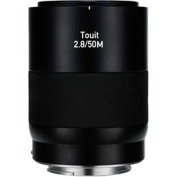 Zeiss Distagon Touit 50mm F2.8 Lens for Sony E-Mount