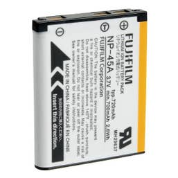 Fujifilm NP-45A Rechargeable Li-ion Battery    (79700)