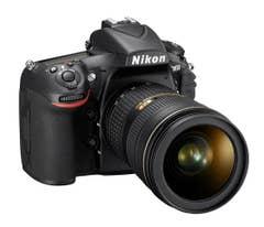 Nikon D810 Digital SLR & AF-S NIKKOR 24-70mm f/2.8G ED Lens
