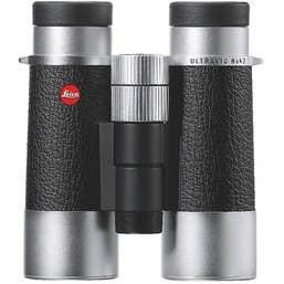 Leica 8x42 Ultravid Silverline Binoculars