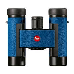 Leica 8x20 Ultravid Colorline Binocular (Capri Blue) 40625