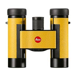 Leica 8x20 Ultravid Colorline Binocular (Lemon Yellow)