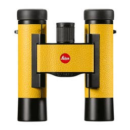 Leica 10x25 Ultravid Colorline Binocular (Lemon Yellow)