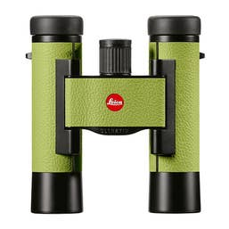 Leica 10x25 Ultravid Colorline Binocular (Apple Green)
