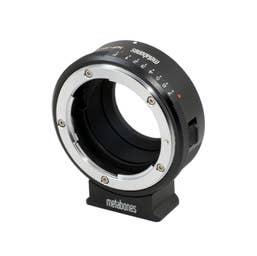 Metabones Nikon G to M4/3 Lens Adapter (MB_NFG-m43-BM1)    MB-048