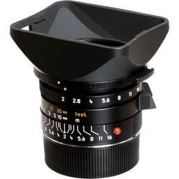 Leica Summicron-M 28mm F2 ASPH Lens (11604)