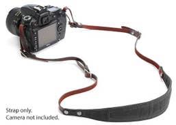 ONA LIMA  Camera Strap - Black   (ONA5-015BL)