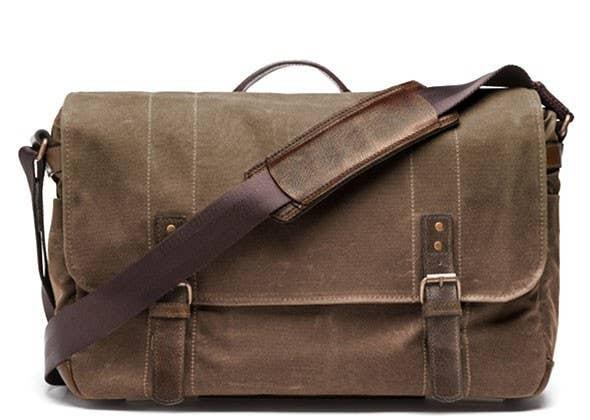 ONA Union Street Messenger Bag (Ranger Tan)  ONA5-003RT