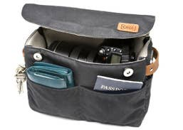 ONA Roma Camera Insert and Bag Organizer (Black)    ONA5-004BLA