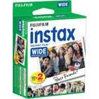 Fuji Instax Wide Film 20Pk