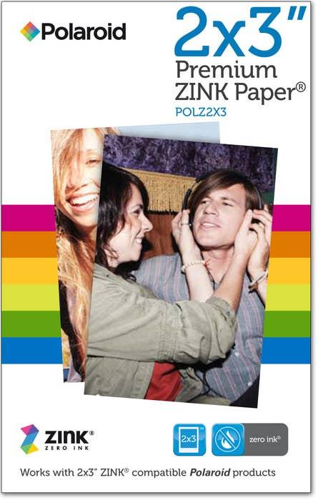 Polaroid M230 2x3 Zink Photo Paper 30 Pack