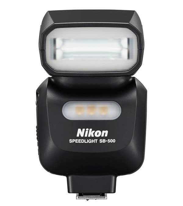 Nikon SB-500 Speedlight  -  FSA04201