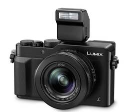 Panasonic Lumix DMC-LX100GNK Compact Digital Camera - Black