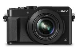 Panasonic Lumix DMC-LX100GNK Compact Digital Camera - Black